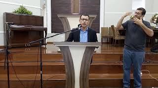 IP Arapongas - Pb Altair Santos - A Segurança do Filho de Deus - 17-05-2020