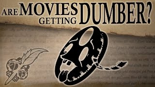 "Are Movies Getting Dumber? -- ""Genre Fiction vs. Literary Fiction"""