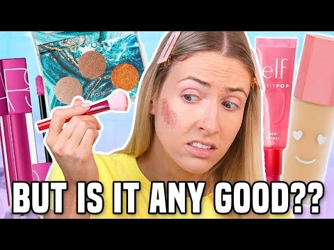 SO, BRANDS SENT PR... is the Makeup ACTUALLY Worth Buying?? thumbnail