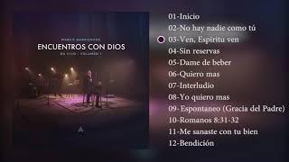 Marco Barrientos - encuentro con Dios 2017 - Álbum Completo
