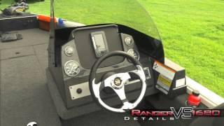 Ranger Aluminum VS1680  Video Details