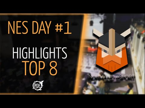 NORMAND eSPORT DAY'S - TOP 8 Highlights (ft. Glutonny, Flow, Oryon, Jeda...)