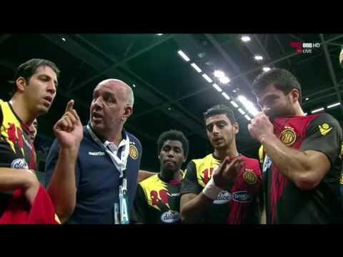 Match Complet Handball Super Globe 2016 Espérance Sportive de Tunis 32-20 HC Taubaté 06-09-2016
