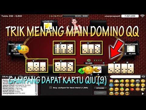 Trik Bermain Domino 99 Domino Qiu Qiu Domnio Qq Youtube