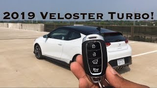 SKIP THIS SAVE FOR THE VELOSTER N 2019 Hyundai Veloster Turbo In Depth Review смотреть