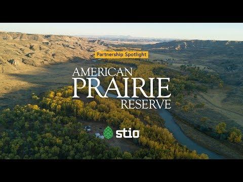 American Prairie Reserve // Partner Spotlight