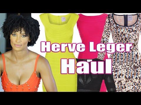 Haul | Herve Leger Dresses 80% Off Sale