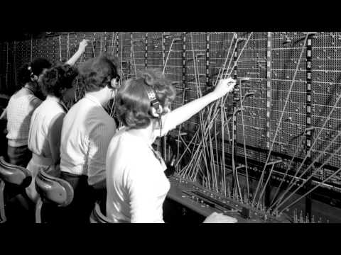 The Making Of Information Age: Enfield Telephone Exchange