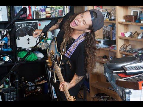Tash Sultana: Tiny Desk Concert