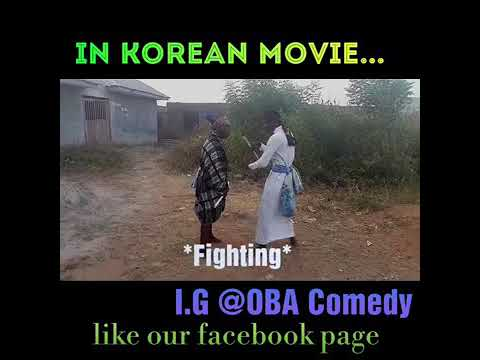 Download Difference between Nigerian movie and Korean movie