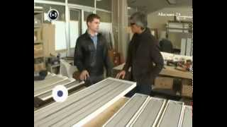 Выбор и производство потолочных обогревателей(Канал Москва 24 снял передачу о выборе обогревателей, в том числе там есть инфракрасные обогреватели. http://bilux..., 2012-12-07T12:37:57.000Z)