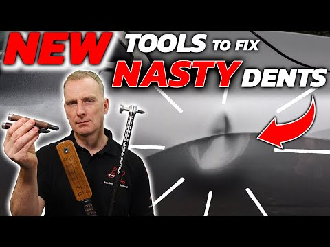 DENT TOOLS CHALLENGE! | Can I Do It?