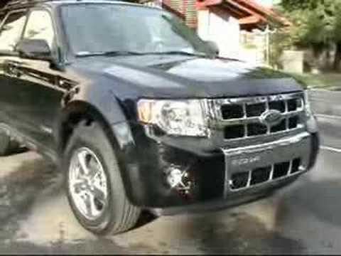 2008 Ford Escape Youtube