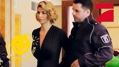 Hotelzimmer verwüstet - Micaela Schäfer festgenommen! | Mein bester Streich | ProSieben