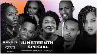 Juneteenth Town Hall & Celebration Special, Hosted by Eboni K. Williams