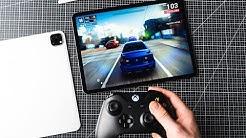 iPad Pro 2020 Spiele & Gaming Test   Deutsch