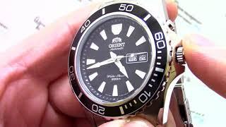 Часы Orient EM75001B [FEM75001B6] - видео обзор от PresidentWatches.Ru