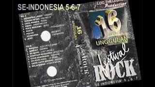 16 UNGGULAN FESTIVAL ROCK INDONESIA 5 6 7 FULL ALBUM