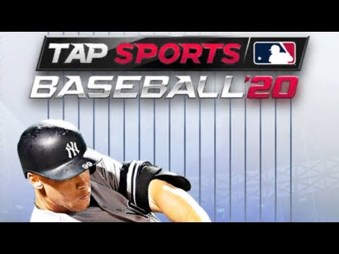 TAP SPORTS BASEBALL 20 - Gameplay Walkthrough Part 1 IOS / Android - 2020 Season Is Here