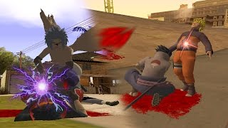 GTA San Andreas - Naruto Mod