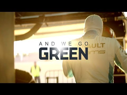 And We Go Green | Official Movie Trailer | ABB FIA Formula E Championship
