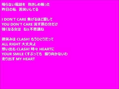 「Diamond Wa Kizutsukanai」歌詞付き 歌:今井優子