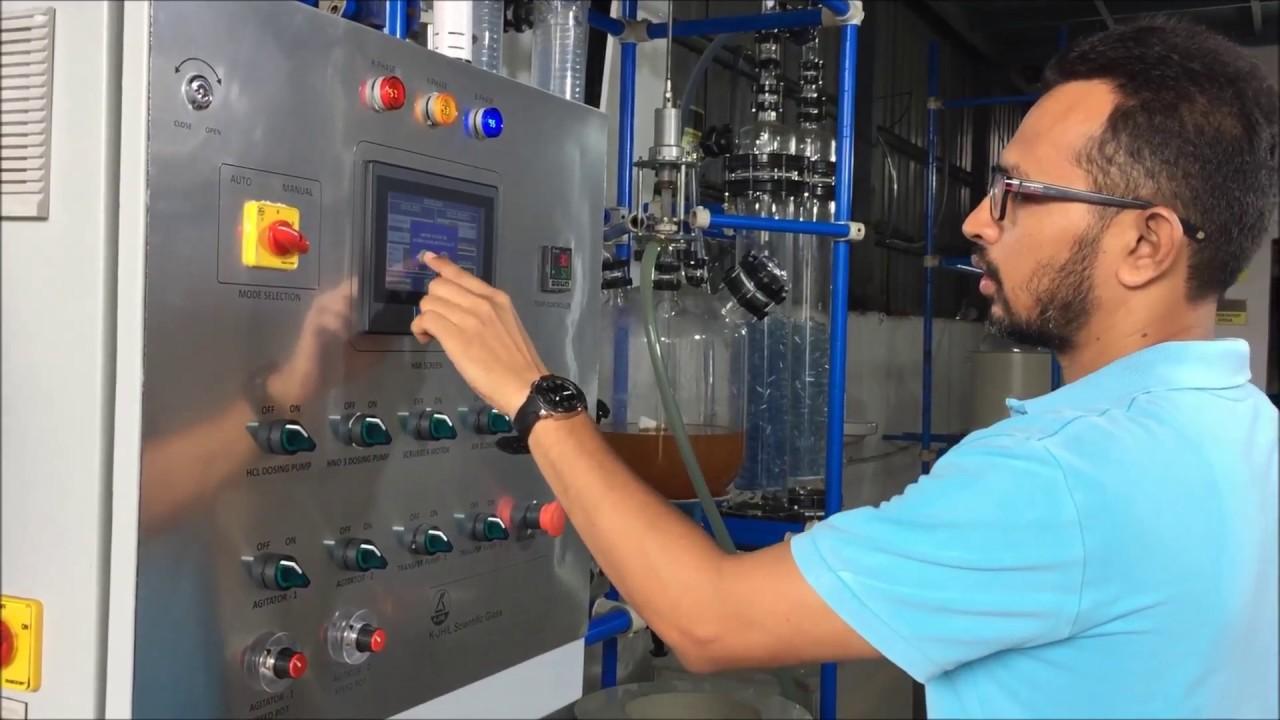 Gold Refining Plant/Machine Manufacturer (Aqua Regia Process)