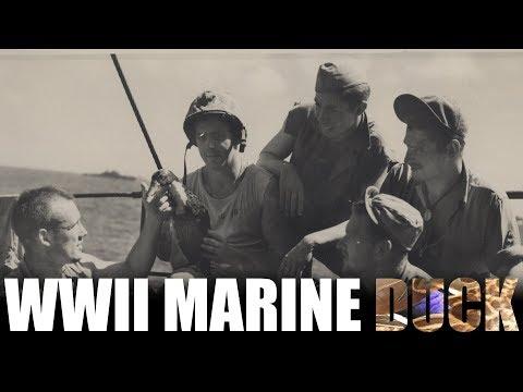 Sgt. Siwash | The Marine Duck