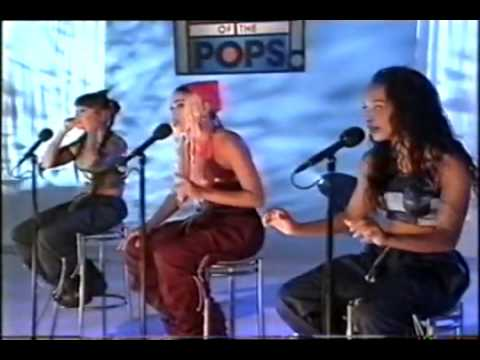 TLC - Unpretty Live