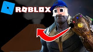 NEW VOLCANO WITH The JEWEL OF the SOUL OF the THANOS on the ROBLOX MAP (Ep 17)