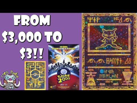 This Pokemon Card Went From $3,000 To $3! (Ancient Mew)