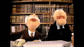 Muppet Voice Comparisons   Statler and Waldorf