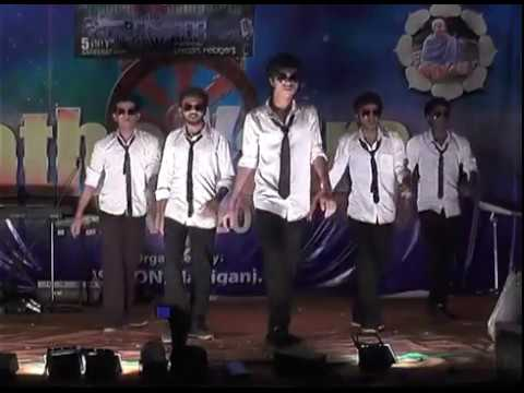 MJ5 new  live Dance performance || Radha...