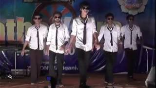 MJ5 new  live Dance performance || Radha kaise na jale