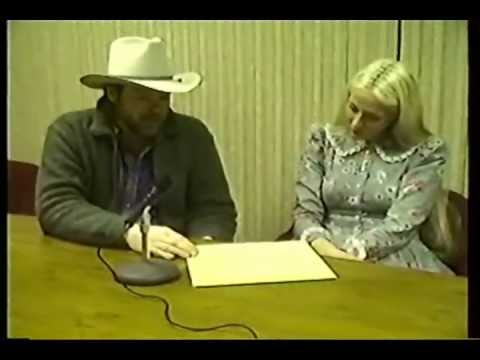 DAN SEALS INTERVIEW with Melissa McConnell