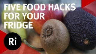 How to Store Food with Science