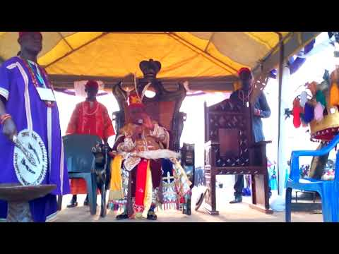 118th OVALA FESTIVAL ( IDIGO DYNASTY )OF THE ANCIENT AGULERI KINGDOM  THE ANCIENT AGULERI KINGDOM H