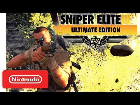 It's Games Trailer Time: Sniper Elite, Ghost Recon & Ghostbusters