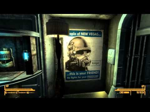 Fallout New Vegas Mods: Threefer Houser! - Part 1