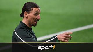 Ibra pestet gegen Nationalcoach | SPORT1 - DER TAG