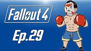 Delirious plays Fallout 4! Ep. 29 (Punching Super Mutants!) Meeting the Courser!