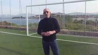 Football on Corfu, Korfu, Kerkyra, Greece with KCTV