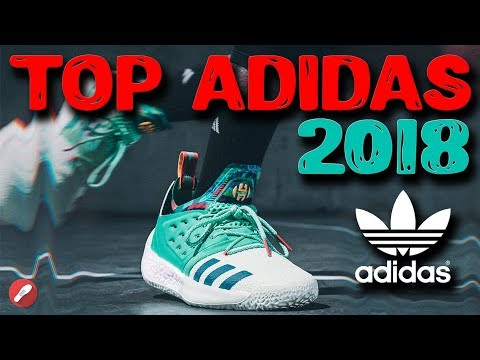 Top 5 Adidas Basketball Shoes 2018!