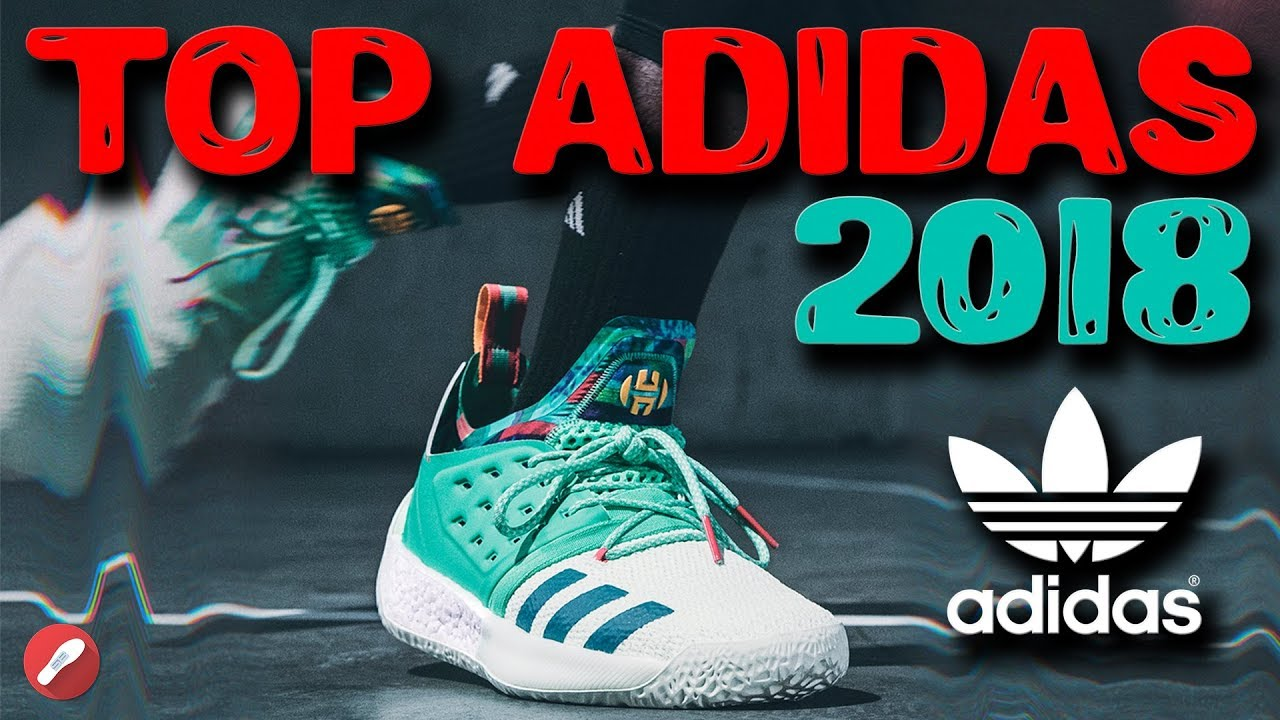 cocina escarcha Independencia  Top 5 Adidas Basketball Shoes 2018! - YouTube