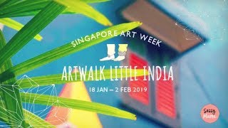 Artwalk Little India, Singapore