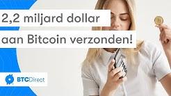Bitcoin nieuws vandaag: Geef crypto workshop voor vaderdag | koersanalyse | miljard dollar verzonden