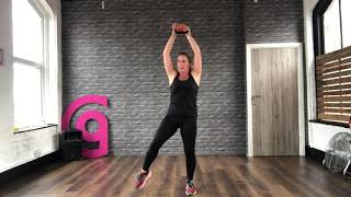 NEW Kettlercise with Fran