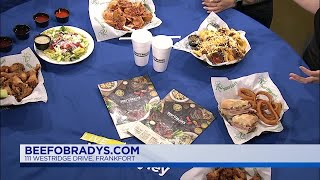 Live With Lee & Hayley: MVP Football Snacks