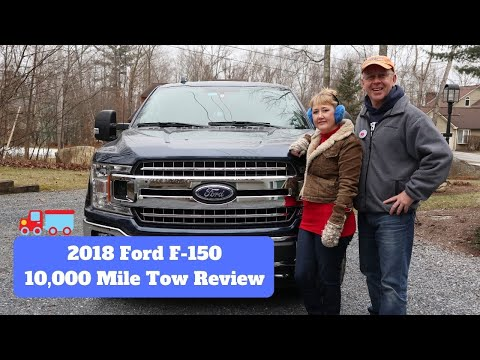 2018 Ford F-150 10,000 Mile Tow Review - Airstream RV Travel