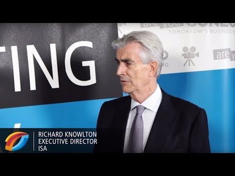 Security of Things World 2016 Interview - Richard Knowlton, ISA